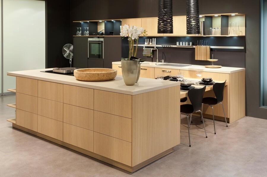 k che holz modern. Black Bedroom Furniture Sets. Home Design Ideas
